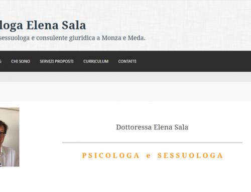 Psicologa Elena Sala